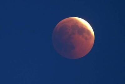 eclipse de lune Rahu Une amulette fabriquée par master Daam