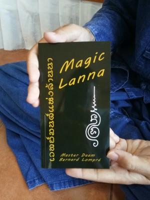 Présentation du livre Magic Lanna Unalomes