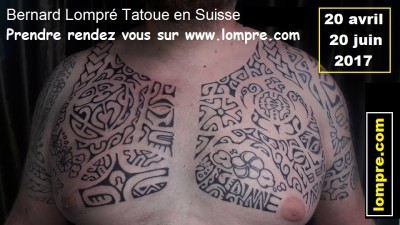 Tatouage a Buchillon