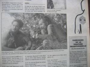 La dépêche Dimanche – 10 mars 1996
