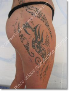 cuisse-tattoo-tribal-tahiti