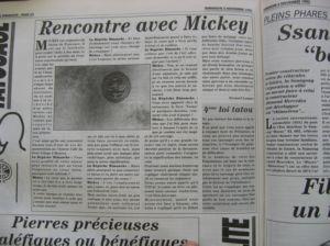 La dépêche du dimanche 5 novembre 1995