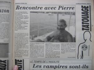 La dépêche Dimanche 4 février 1996