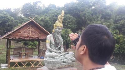 ruesi-garden  wang luang thailande