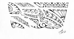 Tatouage de bernard Lompré